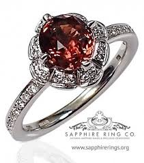sapphire wedding rings images Red sapphire engagement rings red saphire engagement jpg