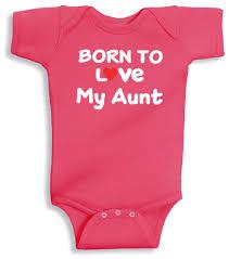I Love Gigi Baby Clothing I Love My Aunt Baby Clothes