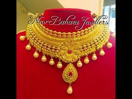 gold necklace jewellery images Gold necklaces designs catalogue latest gold jewellery jpg