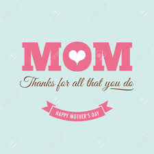 mothers day card mothers day card with quote thanks for all what you do royalty