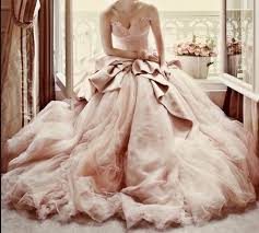 Whimsical Wedding Dress Pink Wedding Dresses 7 Awesome Pink Things That Will Make You U2026