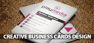 Creative Graphic Designer Business Cards Business Cards Design 32 Really Creative Examples Design