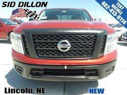 new 2017 nissan titan s crew cab in lincoln 4n17830 sid dillon