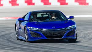 new honda sports car first drive the brand new honda nsx top gear