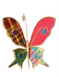 stained glass butterfly l 31 w stained glass butterfly burgundy purple blue butterflies
