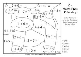 coloring pages worksheets animal maths facts colouring pages