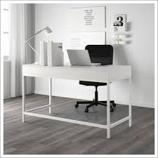 Ikea Desk Black Brown Furniture Magnificent Micke Desk With Integrated Storage Black