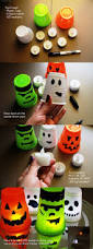 Halloween Party Homemade Decorations 130 Best Halloween Crafts Images On Pinterest