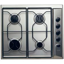 offerta piano cottura induzione ignis piano cottura akl710ix a gas 4 fuochi da 60 cm colore inox