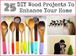 diy wood projects to enhance your home