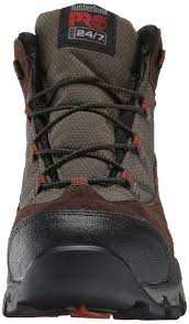 womens brown biker boots amazon com timberland pro men u0027s rockscape mid steel toe