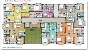 large apartment floor plans floor plans for apartments elegant on designs regarding apartment