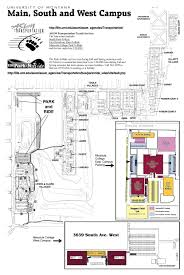 University Of Montana Map by Parking Maps Um Police Department University Of Montana