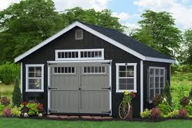 classic wooden storage sheds for pa nj ny ct de md va wv