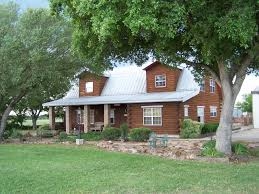 log homes of central texas