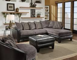 Gray Microfiber Sectional Sofa by 2017 Splendid Convertible Grey Microfiber Sectional Sofa With