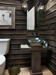 Rustic Bathroom Walls - mens bathroom decor tsc