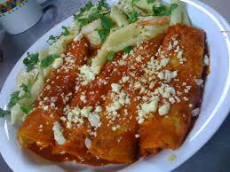 imagenes enchiladas rojas enchiladas rojas red enchiladas food pinterest mexicans