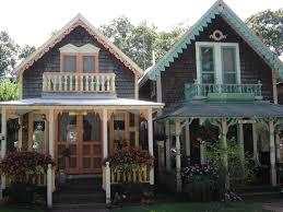 the wesleyan grove gingerbread cottages on martha u0027s vineyard