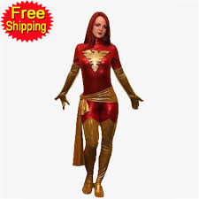 Halloween Costumes Supergirl Aliexpress Buy Men Costume Marvel Phoenix
