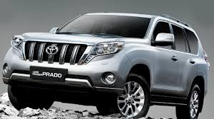 toyota official 2018 toyota land cruiser prado complete look out before official