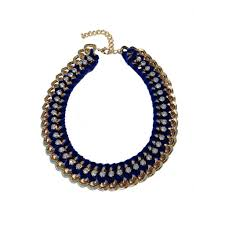 velvet necklace images Cocoa jewelry blue velvet necklace your favourite dresses jpg