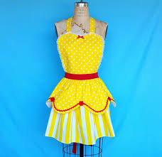 Womens Aprons Belle Apron Belle Beauty And The Beast Apron Retro Apron