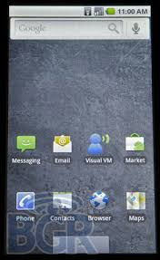 android eclair android 2 0 eclair leaked screenshots look so android