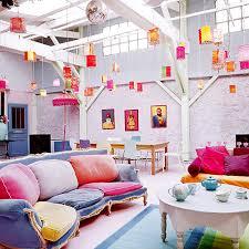 Colorful Living Room - Colorful living room
