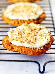 Carrot Cake Cookies Gurley U0027s Foods