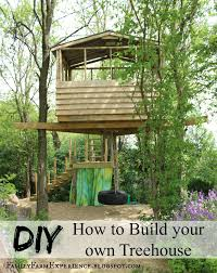 building a house ideas tree house ideas diy how to build your own treehouse tree house