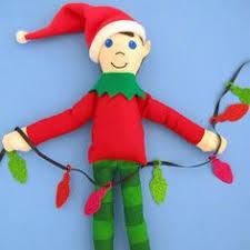 sewing patterns christmas elf taffy the shelf elf pdf sewing pattern elf doll doll sewing