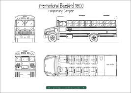 school bus conversion floor plans skoolie floor plan bus conversion awesome school bus rv conversion