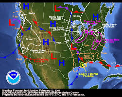 weather usa map weather map thinglink