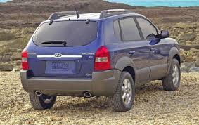 2005 hyundai tucson information and photos zombiedrive