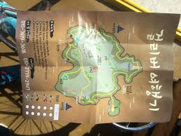 Map Of U Scenic Views In South Korea U2013 Small Adventuring Around The World