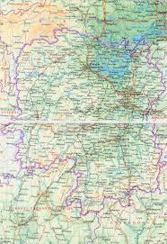 China Province Map China Province Map Of Hunan Hunan Map China Travel Map