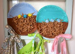 real life one day at a time a bird u0027s nest craft