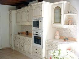 meuble de cuisine en bois massif intérieur de la maison meuble cuisine bois blanc inspirational