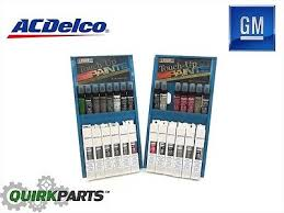 genuine gm acdelco baroque red metallic touch up paint code wa142x