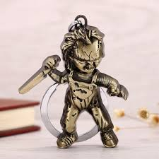 horror film seed of chucky necklace curse of chuck pendant