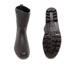 womens boots wellington nz calvin klein womens philippa wellington boot black nz