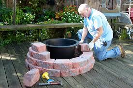 build an above ground pond with pavestone u2014 pavers retaining
