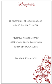 Spanish Wedding Invitation Wording Wedding Invitation Spanish Wedding Invitations