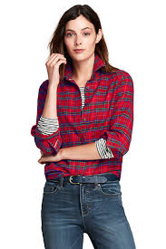 Flannel Shirts S Flannel Shirt From Lands End