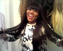 21 tress human hair blend lace front wig hl angel 21tress 100 malaysian premium blended hair youtube