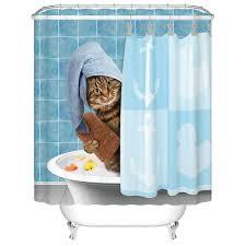 bathroom contemporary shower curtains neutral shower curtains