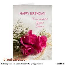 birthday cards for niece birthday niece cards best of birthday card niece friendly