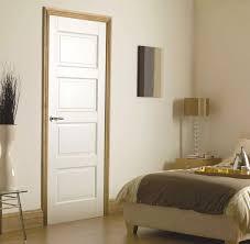 White Bedroom Door Knobs Modern Bedroom Doors Modern Bedrooms