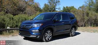 2016 Honda Pilot Interior 025 The Truth About Cars